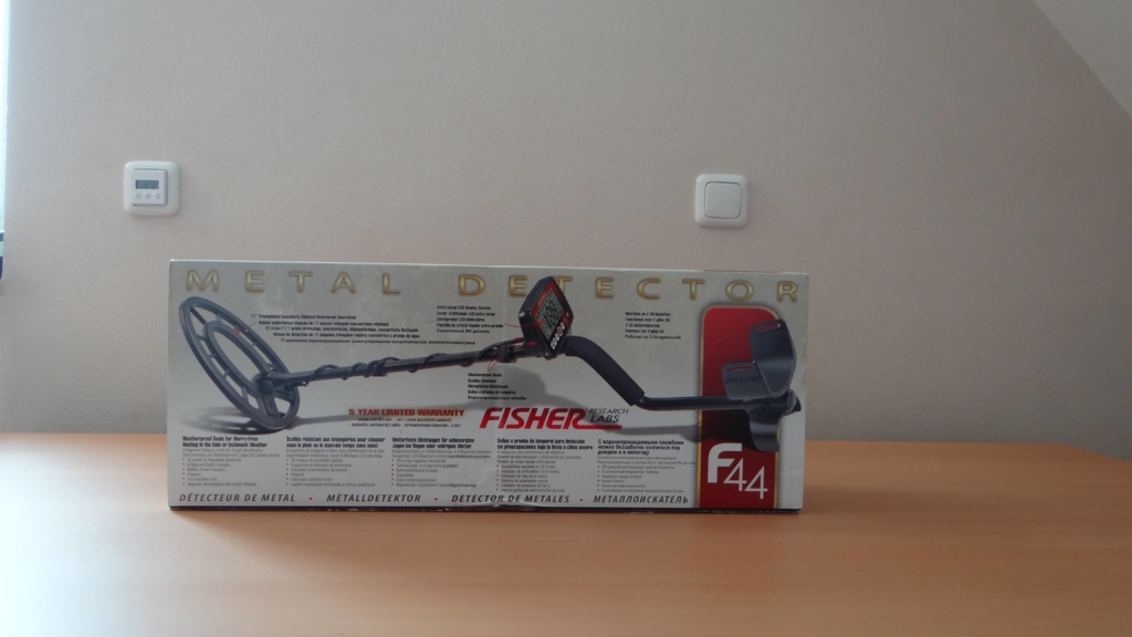 Fisher F44 Neu